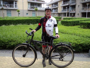 Jean fiets