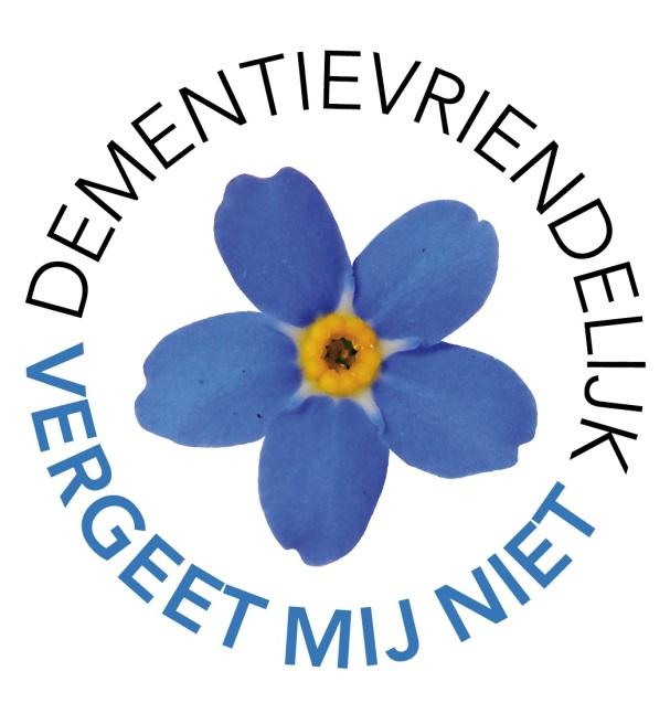 vergeet mij niet logo - Regionaal expertisecentrum Tandem